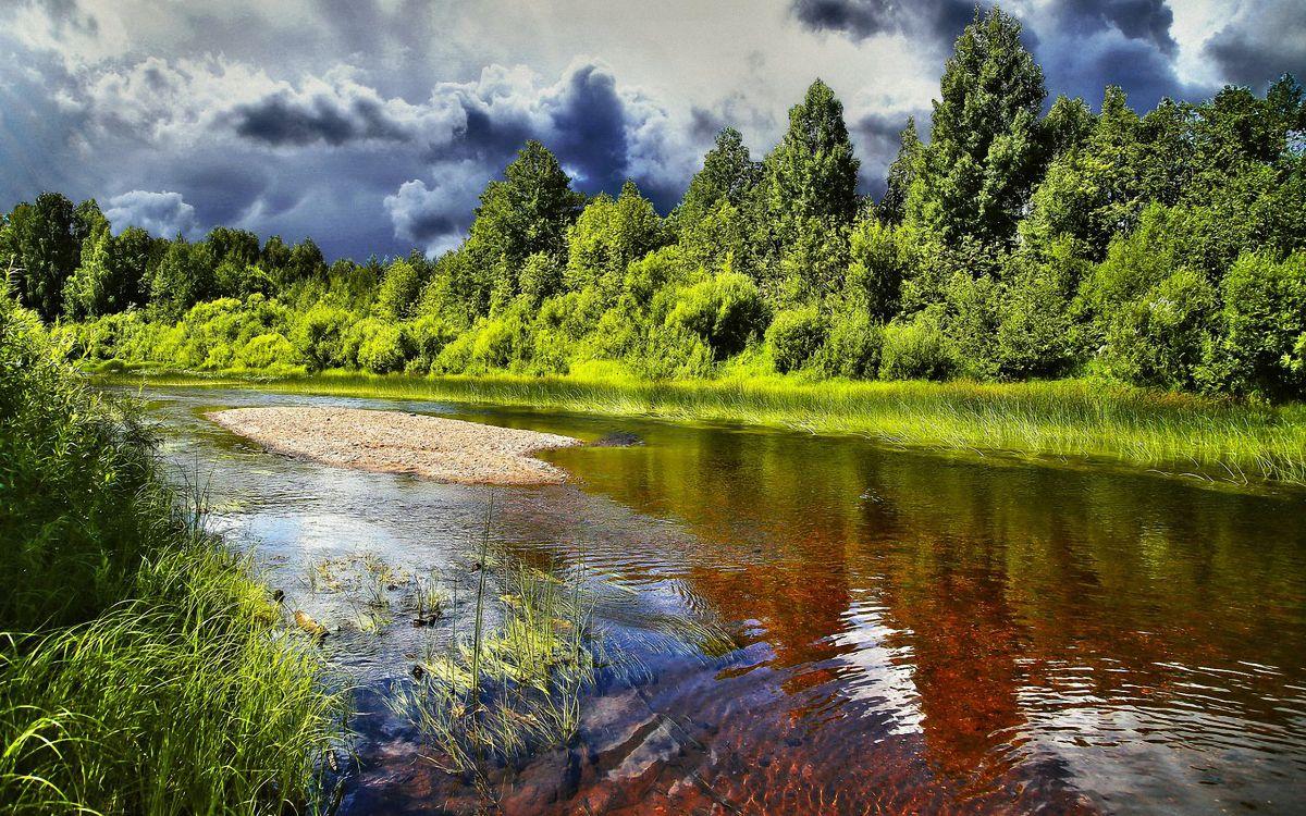 фото рек и речушек россии это крупный