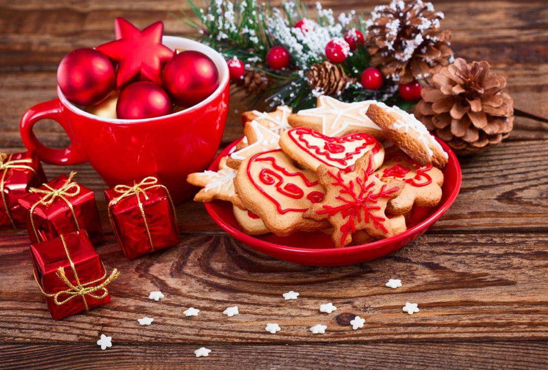 Картинки с едой к новому году