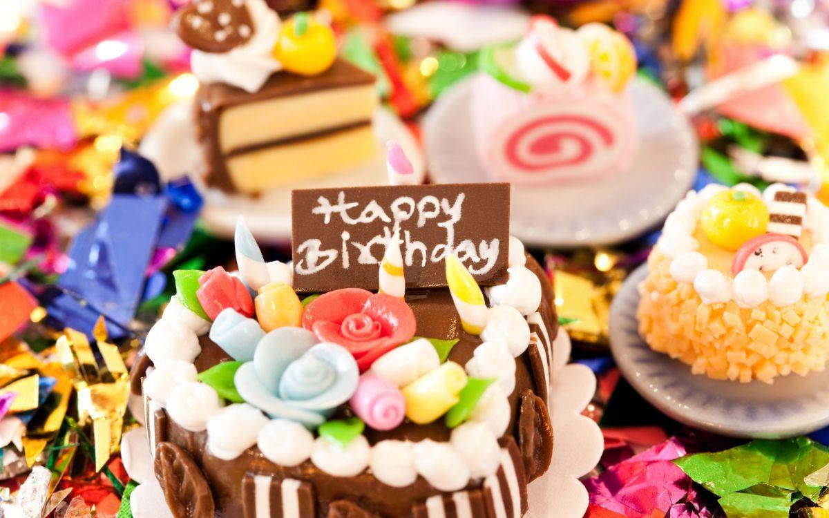 Самые красивые картинки в день рождения